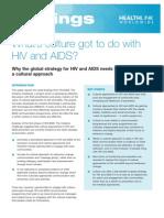 HIV Culture Gould 2008