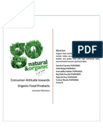 Consumer Behaviour Project Report Group5 SecA