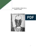 19118530 Aleister Crowley Magia en Teoria y Practica