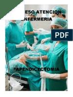 PAE Apendicectomia