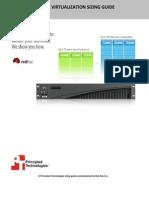 Red Hat Enterprise Virtualization sizing guide