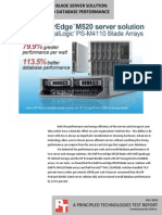 Dell PowerEdge M520 server solution