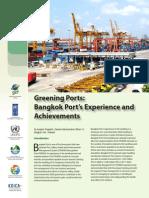 Greening Ports