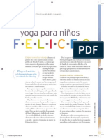 Yoga Ninos Felices