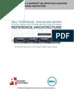 Dell PowerEdge M420