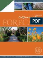 California Economic Forecast January 2014