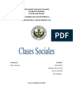 Clases Sociales.
