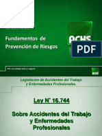 Fundamentos de prevencion de riesgos