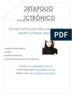 PORTAFOLIO ELECTRÓNICO