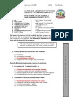 FICHA DE EVALUACIÓN TUTORIAL 3