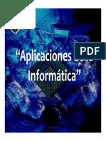 4. Aplicaciones de La Informatica