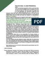 Vision Geopolitica de Chile