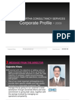 SCS Corporate Profile