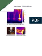 Termografía en diagnóstico de transformadores de potencia