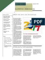 Informativo Janeiro