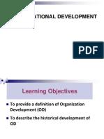 Basics of OD
