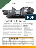 Konftel300 Series USENG