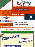 Export a Facil