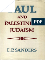 E. P. Sanders - Paul and Palestinian Judaism, A comparison of patterns of religion_E. P. Sanders.pdf