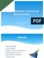 Tema 2 Sistemas de Base de Datos