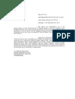 Informe Acuerdo Senado