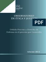 Observatorio de Ética y Justicia