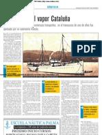 El vapor Cataluña
