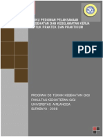 Buku Pedoman K3 PSTKG