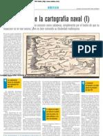 Historia de la Cartografía Naval (I)