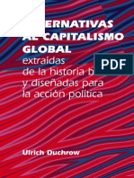 Alternativas Al Capitalismo Global