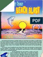 Gulf Coast Beach Blast Liner Notes