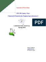 Lab Book S2014
