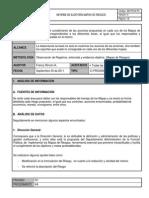 Informe Seguimiento Mapas de Riesgos (Septiembre - 2011)