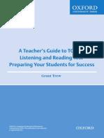 A Teacher's Guid to TOEIC