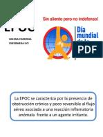 Charla EPOC