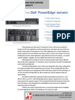 Dell PowerEdge R820 and R910 servers