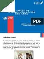 Primer Concurso-PAE 2014