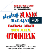 strategi sukses belajar bahasa arab secara otodidak.pdf