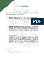 EVIDENCIA 8 Tipos de Software