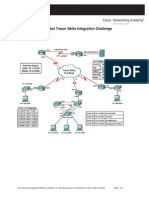 3 6 1 packet tracer skills integration challenge