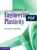 Fundamentals of Engineering Plasticity