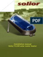 DUCO Installation manual Soliorfl150 English