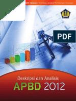 Deskripsi Dan Analisis APBD 2012 a5 Cetak Edit2