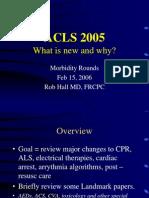 ACLS 2005 Update