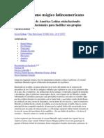 Reeleccionismo mágico latinoamericano