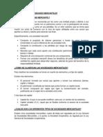 Ley General de Sociedades Mercantiles (1)