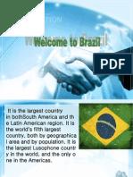 Brazil for Export Marketing