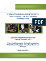 Ontario Trillium Foundation (OTF) 