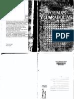 Poemas Y Parábolas Gibran Khalil Gibran-Tr. José Guraieb