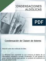 Condensaciones Aldólicas